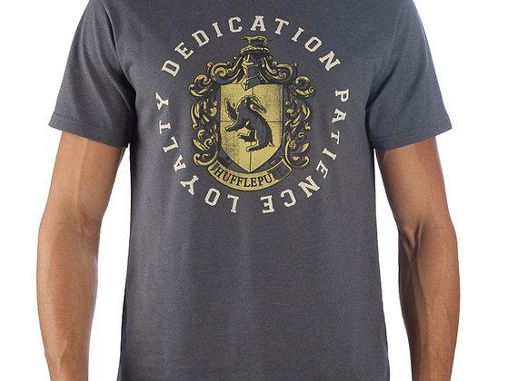 Harry Potter Hufflpuff House Crest T-Shirt