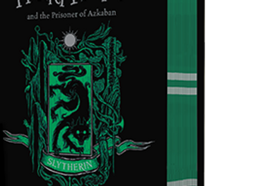 Harry Potter and the Prisoner of Azkaban – Slytherin Hardback Edition