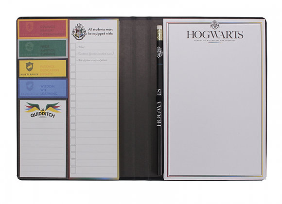 Harry Potter A5 Stationery Notebook - House Pride