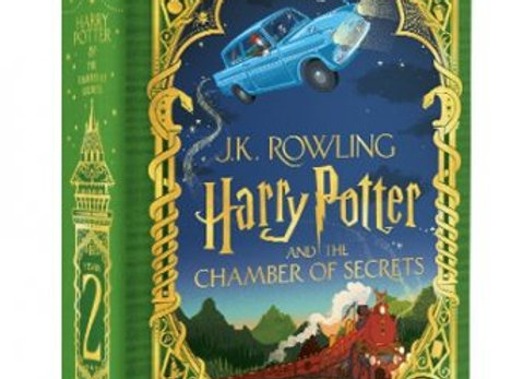 Harry Potter and the Chamber of Secrets: MinaLima Edition (Hardback)