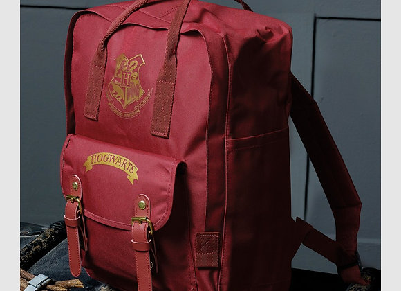 Harry Potter Premium Backpack Burgundy