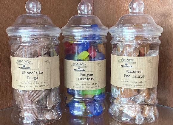Sweet Jars - Kids Favourites