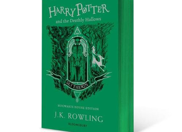 Harry Potter and the Deathly Hallows - Slytherin Edition (Paperback)