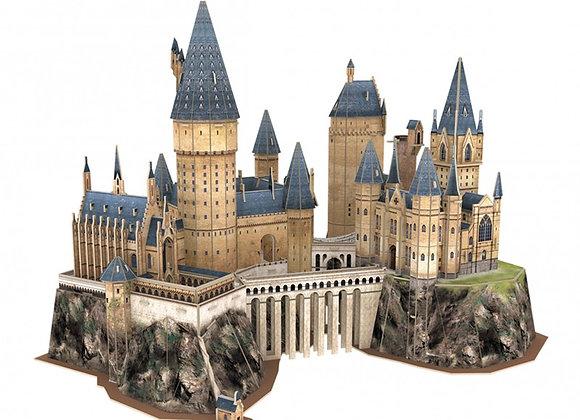 Harry Potter - Hogwarts Castle 3D Model Kit
