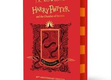 Harry Potter and the Chamber of Secrets - Gryffindor Edition (Hardback)