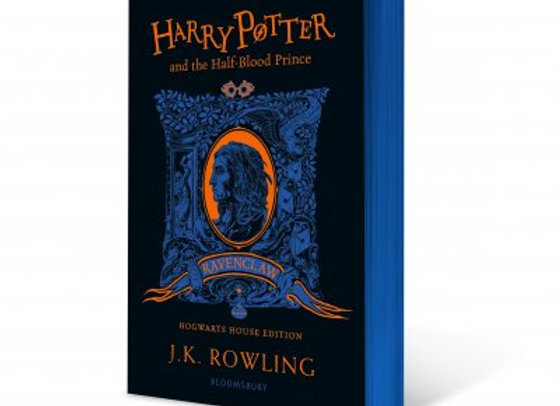 Harry Potter and the Half-Blood Prince - Ravenclaw Edition (Paperback)
