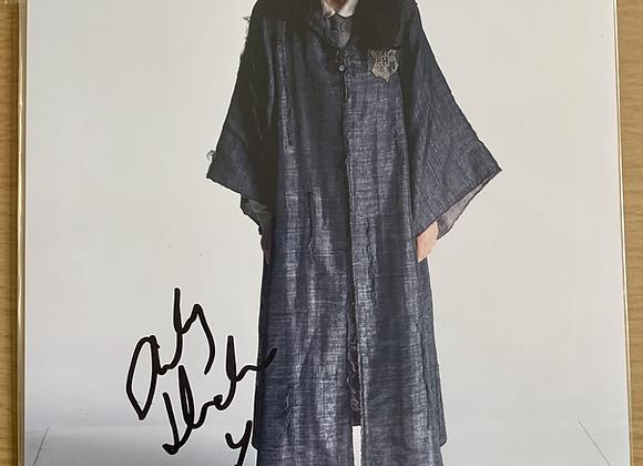 Shirley Henderson aka Moaning Myrtle Signed Photo