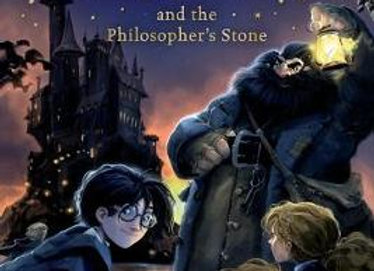 Harry Potter and the Philosopher's Stone Book - Paperback