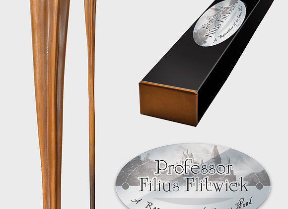 Professor Filius Flitwick Character Wand
