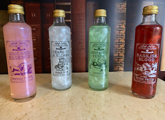 Magical Drinkable Potions - Single Bottle