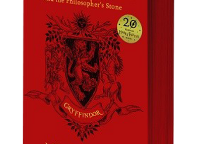 Harry Potter and the Philosopher's Stone - Gryffindor Edition (Paperback)