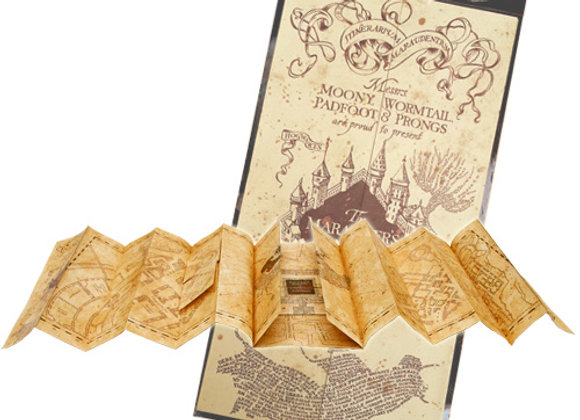 Marauders Map - The Noble Collection