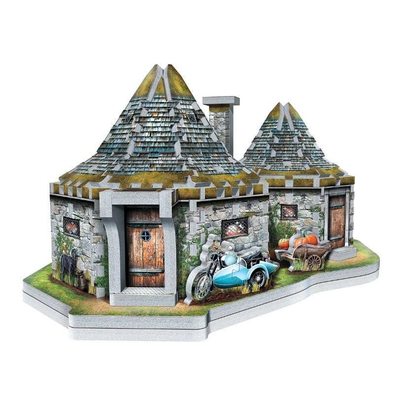 Hagrid's Hut 3d Puzzle