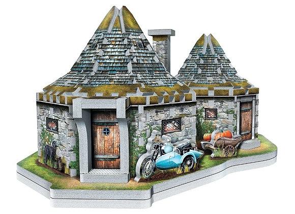 Harry Potter – Hagrid's Hut Wrebbit 3D Puzzle