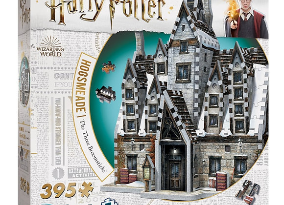 Harry Potter – Hogsmeade: The Three Broomsticks Wrebbit 3D Puzzle