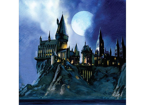Harry Potter Hogwarts Castle Pop-Up Card