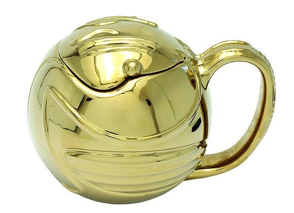Harry Potter Golden Snitch 3D Mug