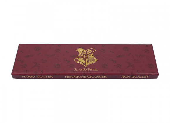 Harry Potter Pencils (Set of 6) - Wands