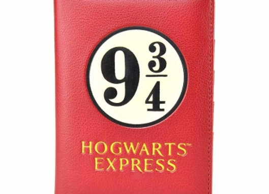 Harry Potter Platform 9 3/4 Passport Cover / Wallet