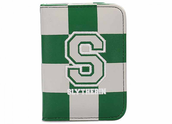 Harry Potter Travel Pass Holder - S For Slytherin