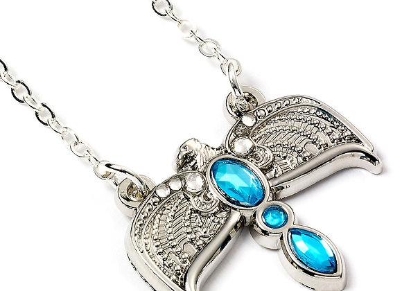 Harry Potter Silver Plated Diadem Necklace