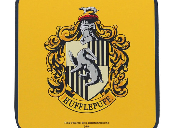 Harry Potter Coaster - Hufflepuff Crest