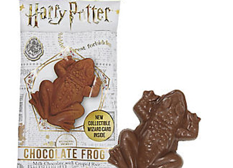 HARRY POTTER™ MILK CHOCOLATE FROG 15G