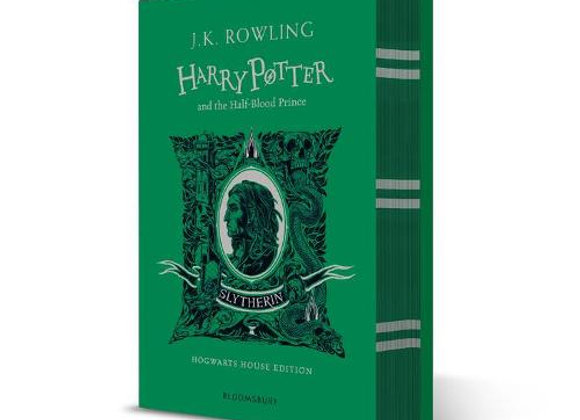 Harry Potter and the Half-Blood Prince - Slytherin Edition (Hardback)