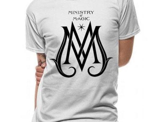 Crimes of Grindelwald Minsitry of Magic Unisex Tshirt