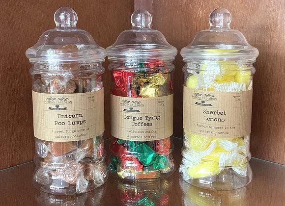 Sweet Jars - Wizards Favourites