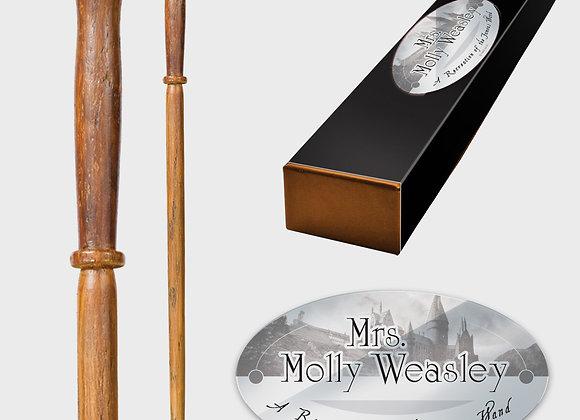 Molly Weasley Character Wand