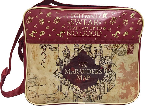 Harry Potter Marauder's Map Retro Bag
