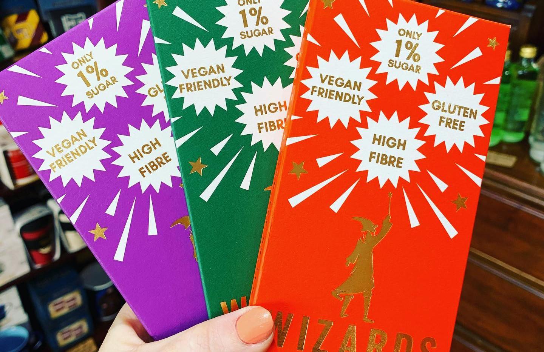Wizards Magic Chocolate