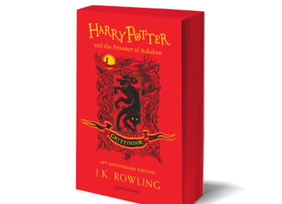 Harry Potter and the Prisoner of Azkaban – Gryffindor Edition PB
