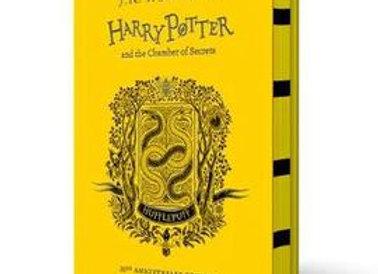 Harry Potter and the Chamber of Secrets - Hufflepuff Edition (Hardback)