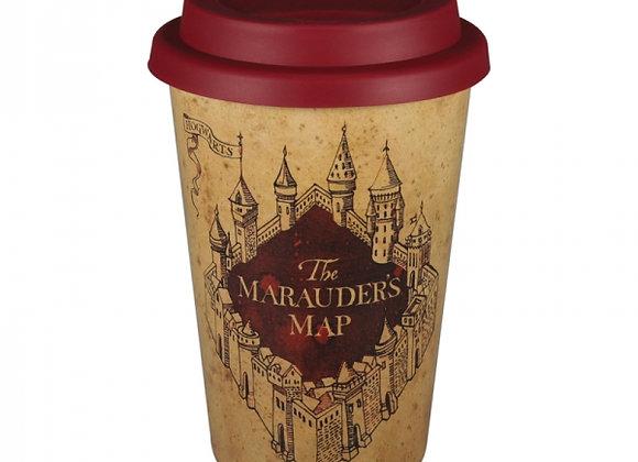 Harry Potter Huskup Travel Mug - Marauder's Map