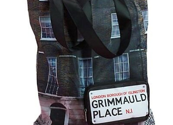 Grimmauld Place Shopping Tote