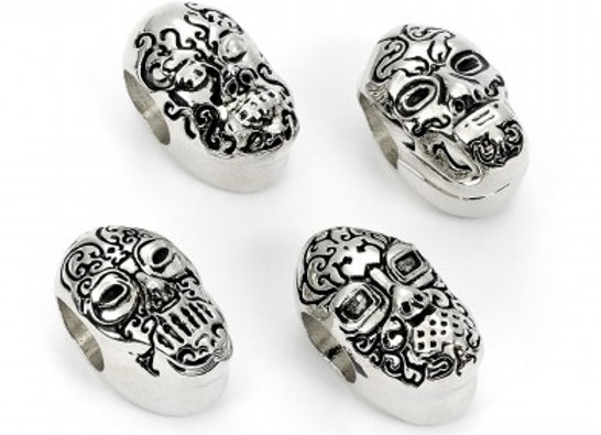 Harry Potter Death Eater Mask Charm Bead Charm Set