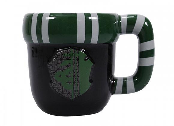 Harry Potter Shaped Mug - House Pride (Slytherin)