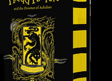 Harry Potter and the Prisoner of Azkaban – Hufflepuff Hardback Edition