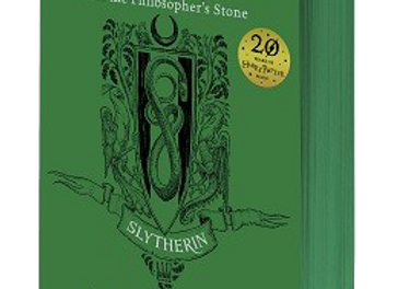 Harry Potter and the Philosopher's Stone - Slytherin Edition (Paperback)