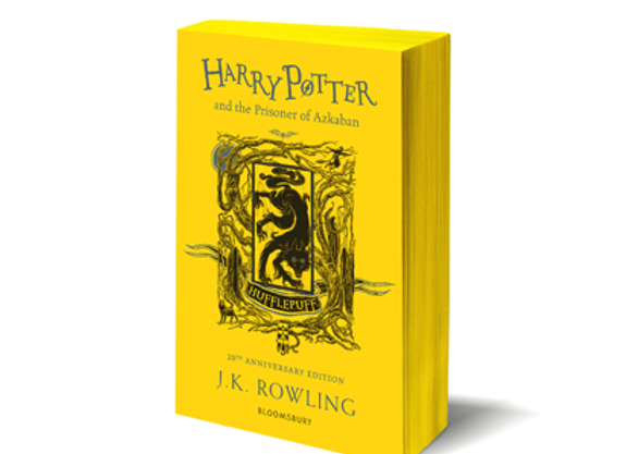 Harry Potter and the Prisoner of Azkaban – Hufflepuff Edition PB