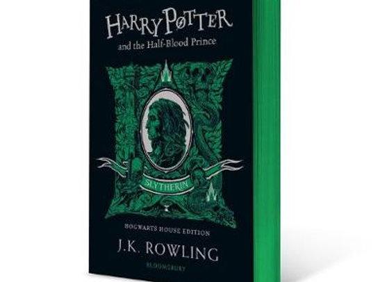 Harry Potter and the Half-Blood Prince - Slytherin Edition (Paperback)