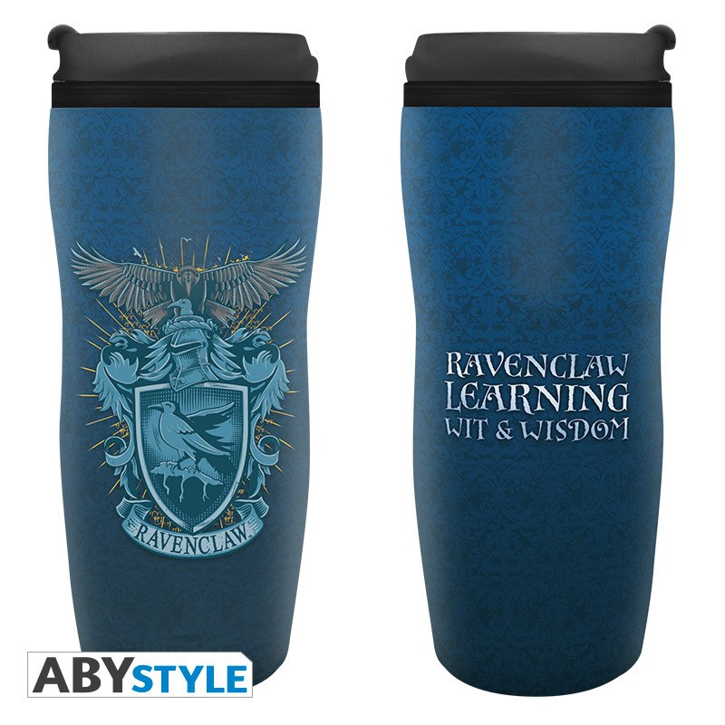 House Crest Travel Mug