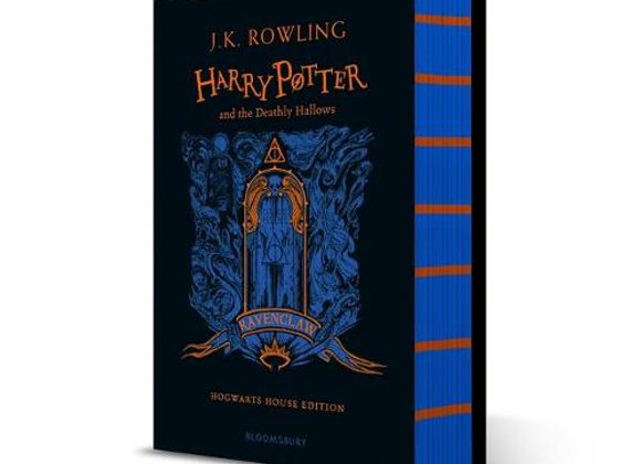 Harry Potter and the Deathly Hallows - Ravenclaw Edition (Hardback)