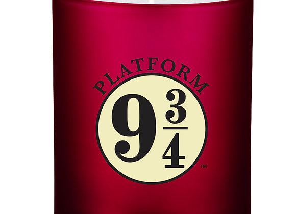 Harry Potter: Platform 9-3/4 Glass Votive Candle