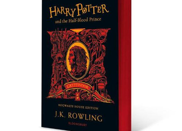 Harry Potter and the Half-Blood Prince - Gryffindor Edition (Paperback)