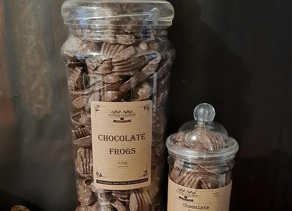 Chocolate Frogs - Jumbo Jar