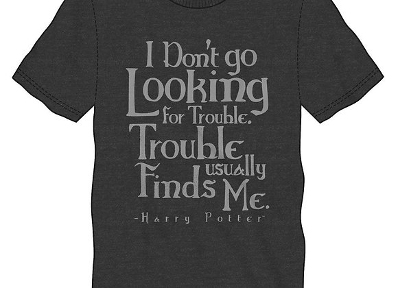 Harry Potter - Looking For Trouble - T-shirt