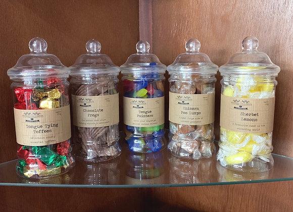 Sweet Jars - Family Favourites